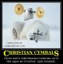 Chrześcijańskie symbole nie sąchrześcijańskie